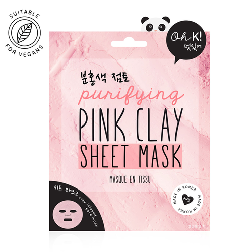 OH K! Purifying Pink Clay Sheet Mask