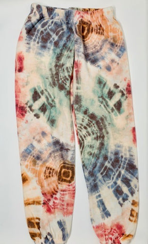 Dori Creations Tie Dye Cozy Sweatpants