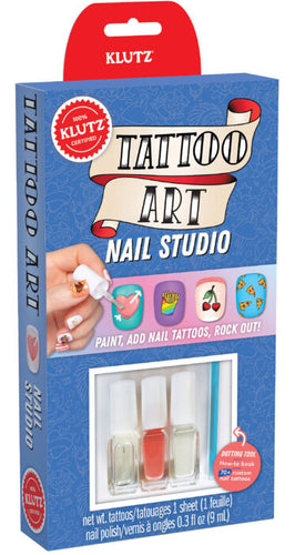 Mini Kits Tattoo Art Nail Studio