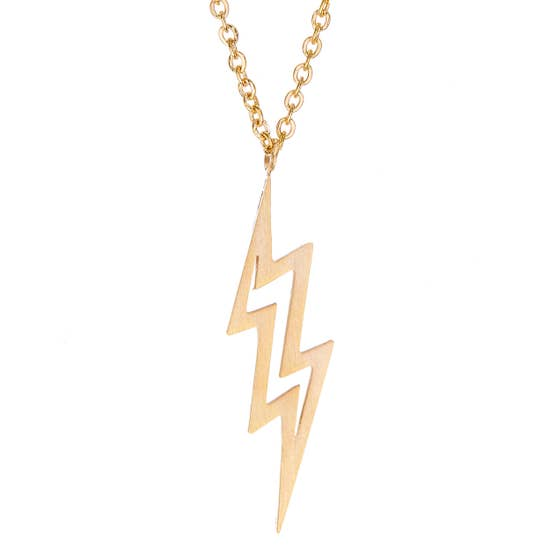 Be Electric Necklace