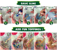 Load image into Gallery viewer, Slime Party - Slime Making Kit for 10 Kids