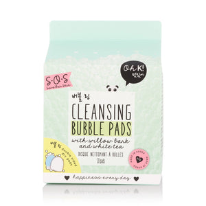 Oh K! S.O.S Cleansing Bubble Pads
