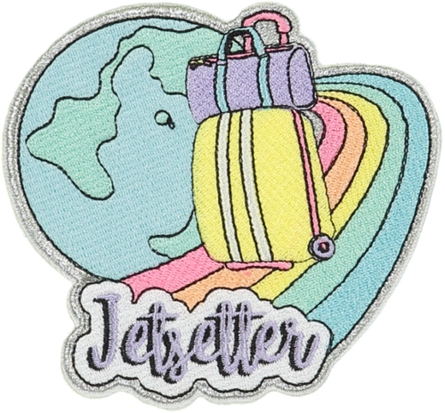 Jetsetter Patch