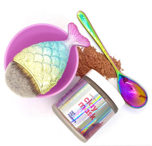 All Natural Mermaid Face Mask Kit