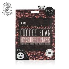 Oh K! Antioxidant Coffee Bean Hydro-gel Mask