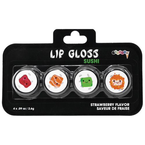 Sushi Lip Gloss Set
