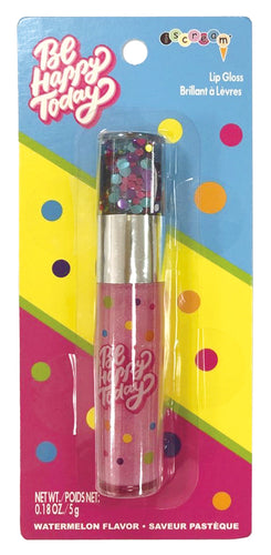 Be Happy Today Lip Gloss