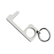 Load image into Gallery viewer, Matte Touch Free Keychain
