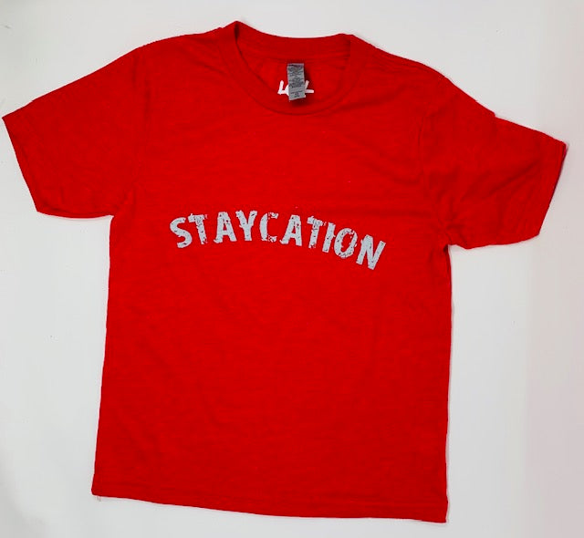 Staycation Tee
