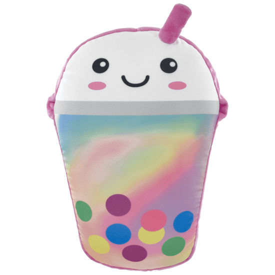 Bubble Tea Scented Pillow
