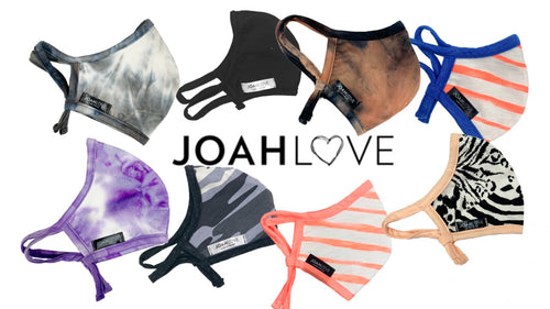 Joah Love Face Masks