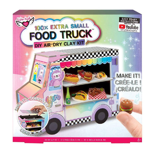 Extra Small Food Truck Clay Kit