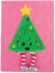 Christmas Tree Furry Journal