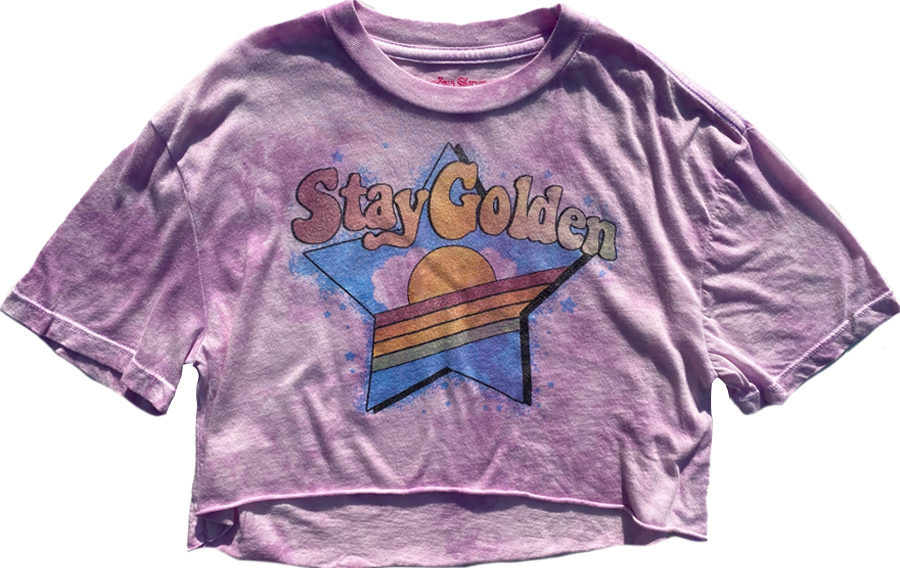 Stay Golden Girls Slouch Tee