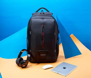 Waterproof Backpack With  USB Charging  Port
