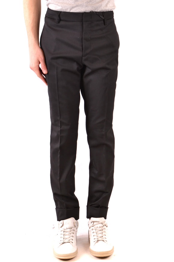 blessons boutique, ocean springs boutique, men's clothing, men's pants, trousers, paolo pecora, black