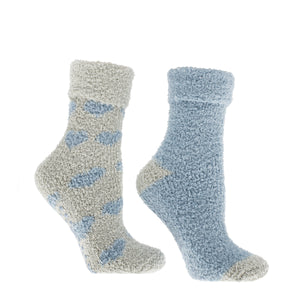 blessons boutique, ocean springs boutique, socks, women's, apparel, accessories, sleepwear, lounge, lavender, calming socks, grey, blue