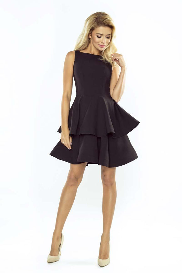 Sassy Black  Cocktail Dress