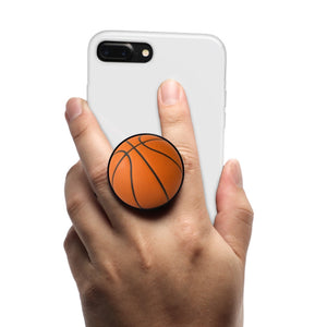 blessons boutique, ocean springs boutique, basketball, phone grip, phone stand, accessories, electronics