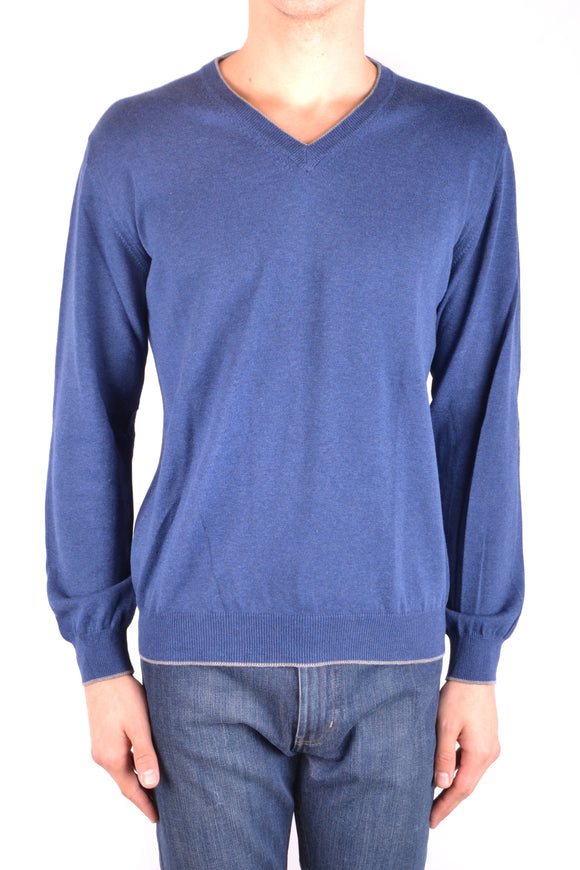 blessons boutique, ocean springs boutique, blue sweater, italian clothing, men's clothing, men's apparel