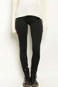 Thick Winter Leggings (Multiple Colors)