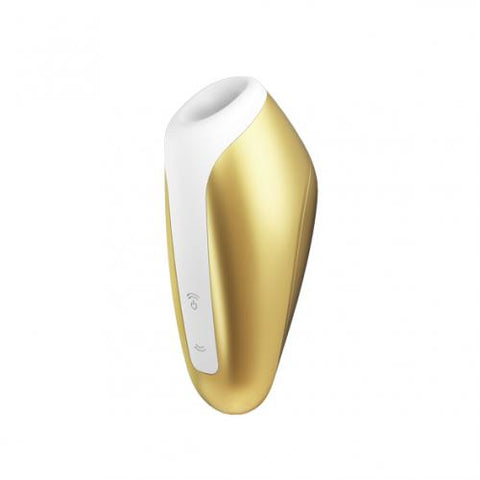 Satisfyer Love Breeze Luchtdrukvibrator - Yellow