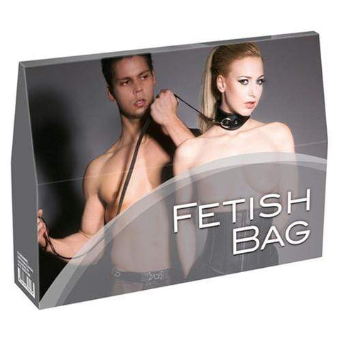 Fetish Bag Verrassingspakket - 7-Delig BDSM Zado