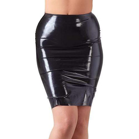 Latex Rok Dames Lingerie The Latex Collection