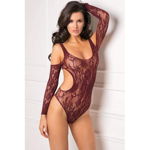 Set The Mood Body - Rood Dames Lingerie Rene Rofe