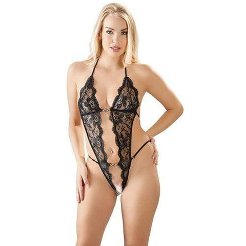 Stringbody Van Kant Dames Lingerie Cottelli Collection
