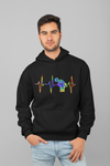 Pulse Microphone Statement Pullover Hoodie