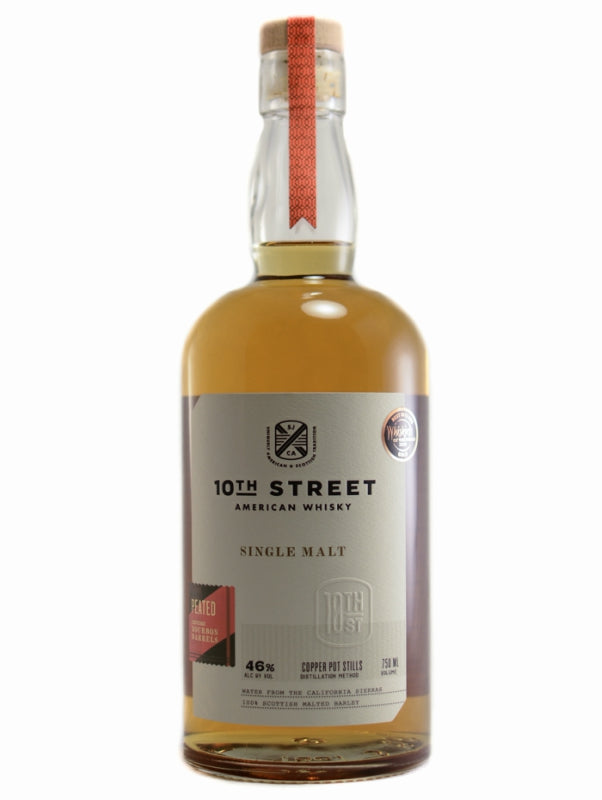 10th Street American Single Malt Whiskey - Whiskey - Don's Liquors & Wine - Don's Liquors & Wine