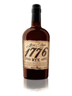 James E. Pepper 1776 100 Proof Straight Rye - Whiskey - Don's Liquors & Wine - Don's Liquors & Wine