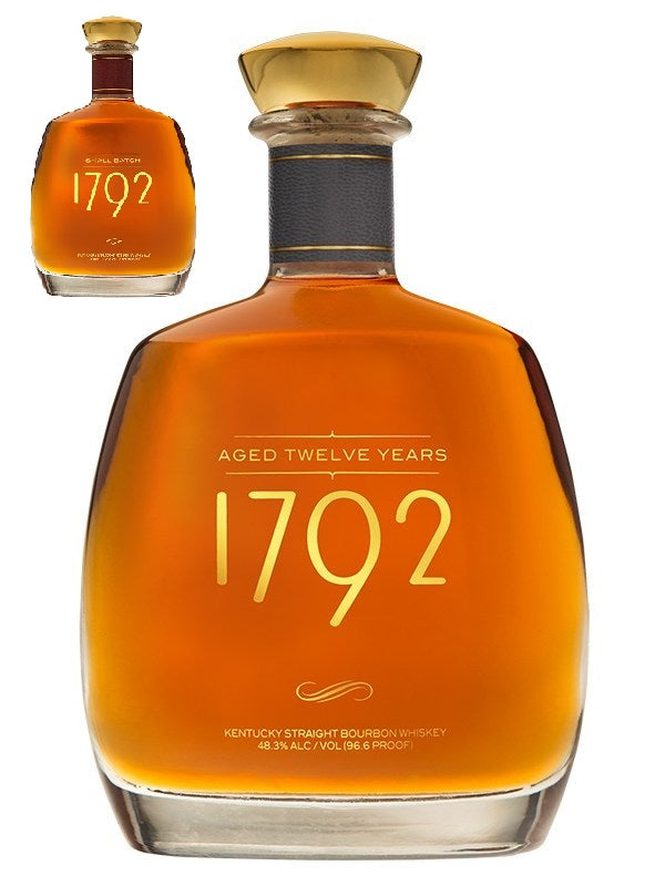 1792 Aged 12 Years Bourbon Whiskey Combo