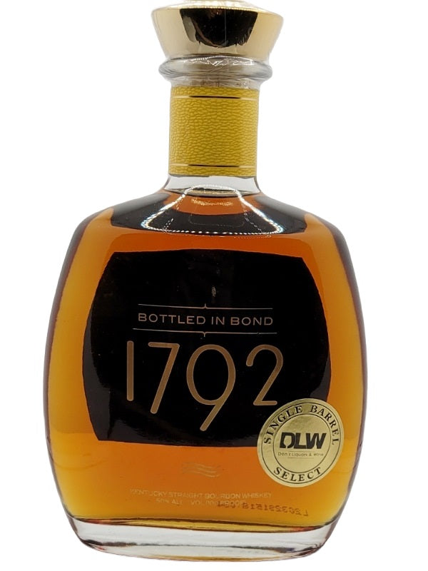 1792 Bottled in Bond Don's Liquors & Wine Single Barrel