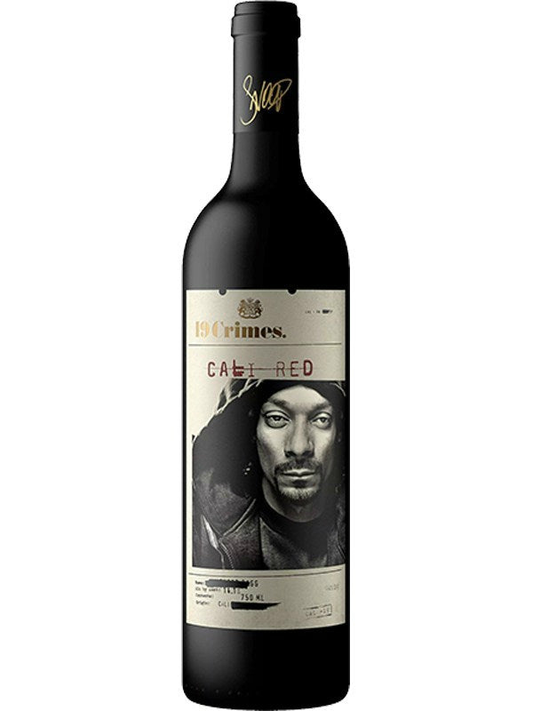 19 Crimes Snoop Cali Red 2019 - Red Wine - Don's Liquors & Wine - Don's Liquors & Wine