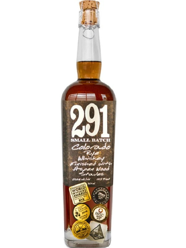 291 Small Batch Colorado Rye Whiskey - Whiskey - Don's Liquors & Wine - Don's Liquors & Wine