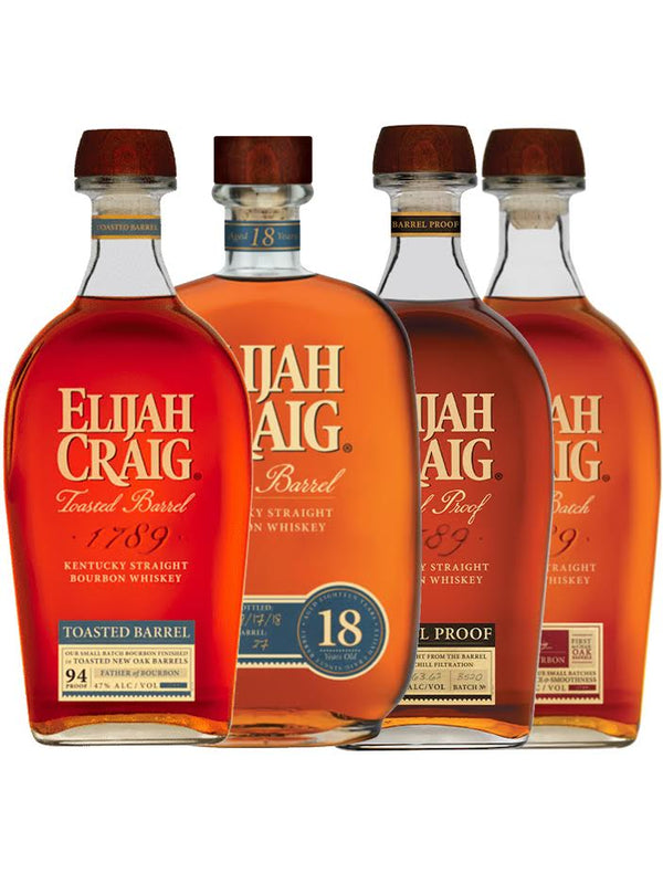Elijah Craig Mix Combo - Bourbon - Don's Liquors & Wine - Don's Liquors & Wine