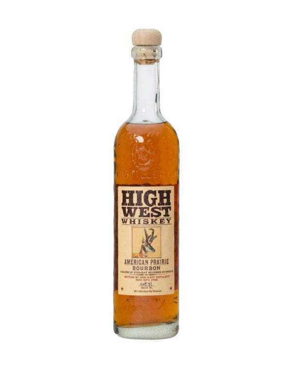 High West American Prairie Bourbon Whiskey - Bourbon - Don's Liquors & Wine - Don's Liquors & Wine