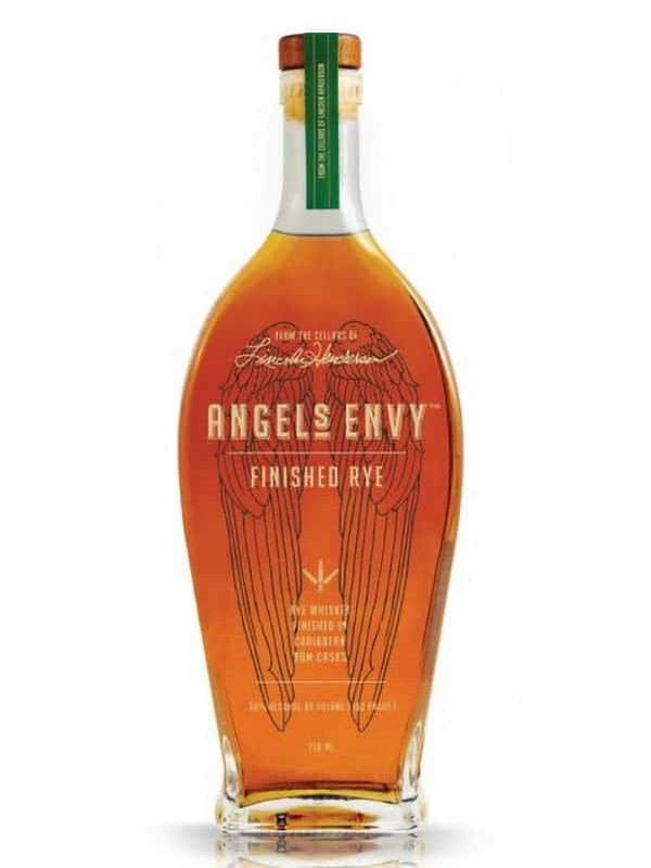 Angels Envy Caribbean Rum Cask Finish Rye Whiskey - Whiskey - Don's Liquors & Wine - Don's Liquors & Wine