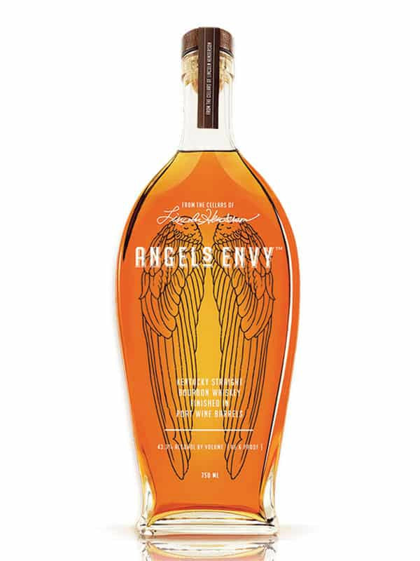Angels Envy Port Barrel Finished Bourbon Whiskey - Whiskey - Don's Liquors & Wine - Don's Liquors & Wine