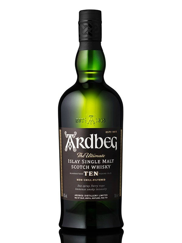Ardbeg 10 Year Old Single Malt Scotch Whisky - Scotch - Don's Liquors & Wine - Don's Liquors & Wine