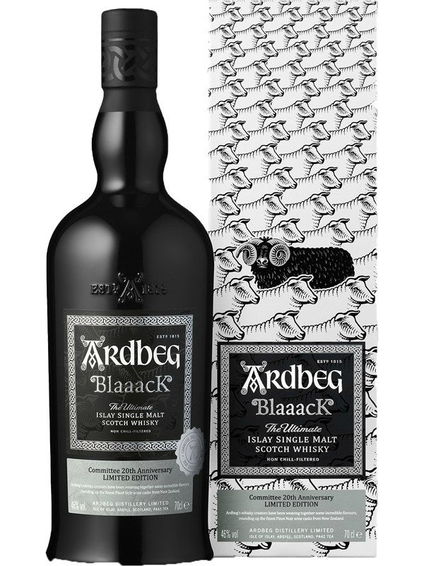 Ardbeg BlaaacK Limited Edition Scotch Whisky - Don's Liquors & Wine