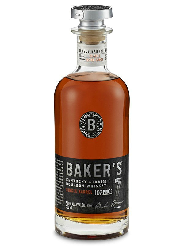 Baker's 7 Year Old Single Barrel Bourbon - Bourbon - Don's Liquors & Wine - Don's Liquors & Wine