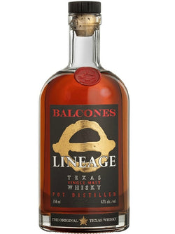 Balcones Lineage Texas Single Malt Whisky - Whiskey - Don's Liquors & Wine - Don's Liquors & Wine