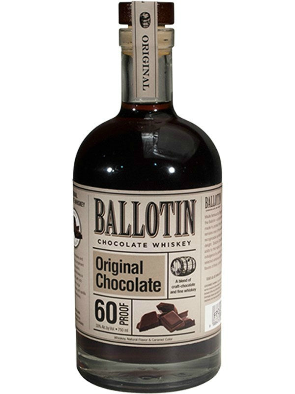 Ballotin Original Chocolate Whiskey