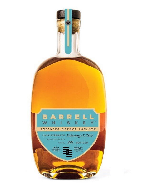 Barrell Whiskey Infinite Barrel Project - Bourbon - Don's Liquors & Wine - Don's Liquors & Wine