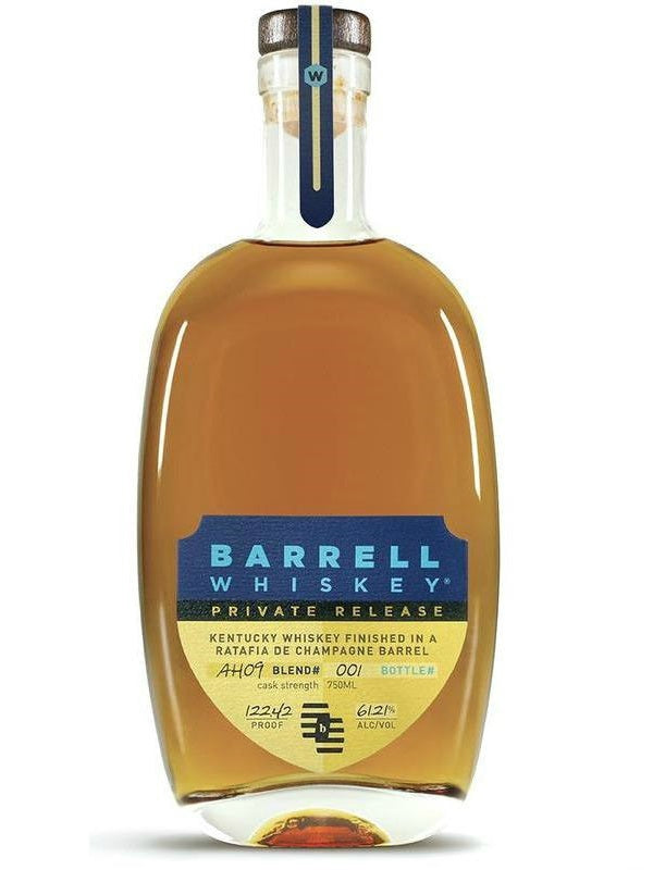 Barrell Whiskey Private Release AH09 - Bourbon - Don's Liquors & Wine - Don's Liquors & Wine