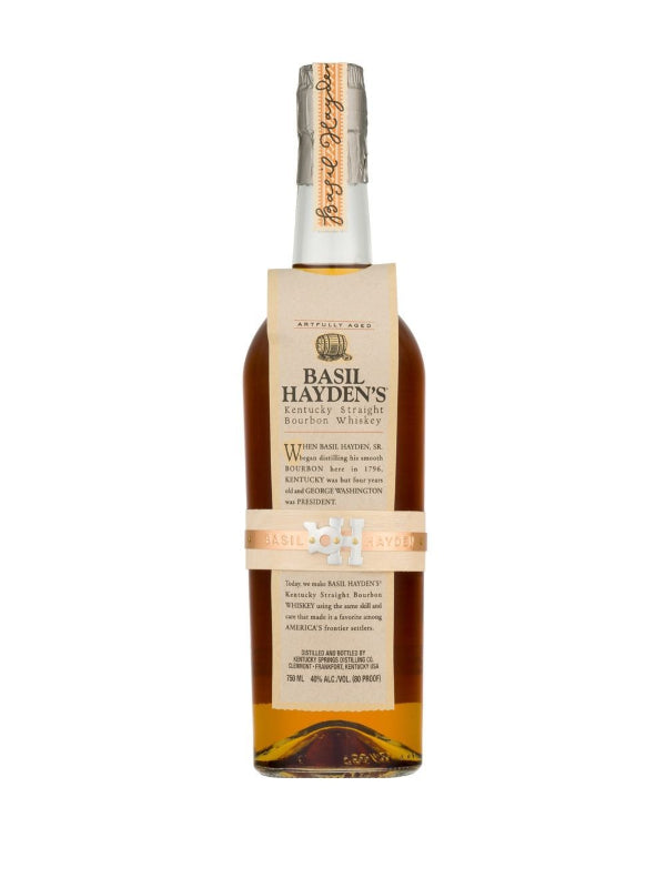Basil Hayden - Whiskey - Don's Liquors & Wine - Don's Liquors & Wine