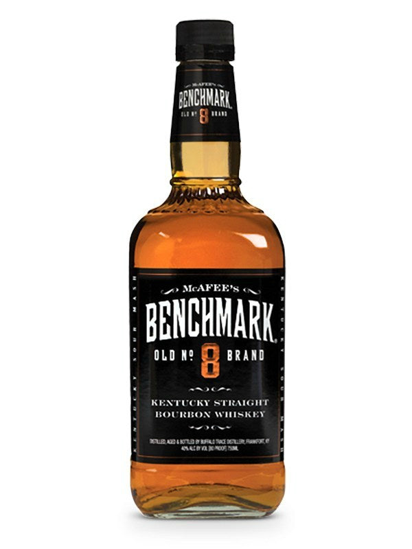 Benchmark Old No. 8 Brand Bourbon Whiskey - Bourbon - Don's Liquors & Wine - Don's Liquors & Wine